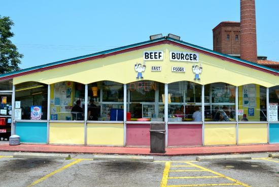 10. Beef Burger, Greensboro