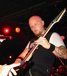 4. Ben Moody: Born and raised in Little Rock, this guitarist and record producer is a former member of award-winning Evanescence. Moody currently performs with the bands: The Halo Method and We Are The Fallen.