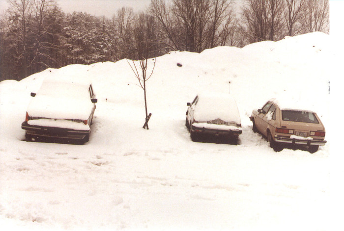 8. Blizzard of '93