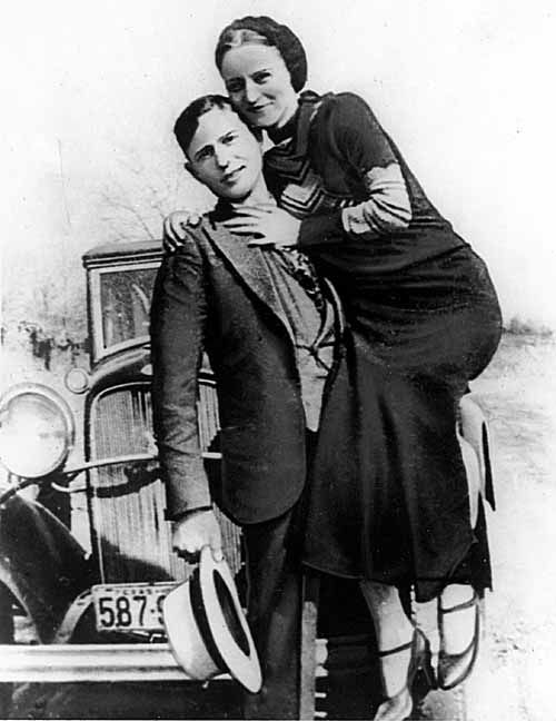 """8. Bonnie and Clyde: Arkansas was frequented by Bonnie Parker, Clyde Barrow, and their associates, collectively known as the """"Barrow Gang"""", between 1932 and 1934. The gang's criminal exploits in Arkansas included murder, attempted murder, kidnapping, robbery, and automobile theft."""