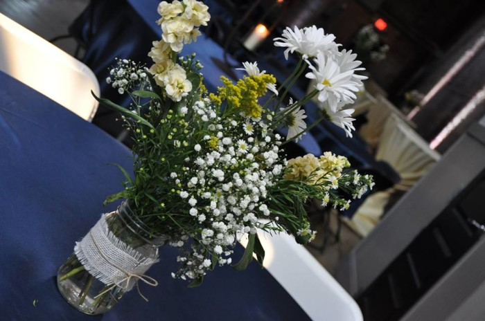 4. The Brick Room: Located in Conway, Arkansas, this popular venue hosts weddings and other social events.