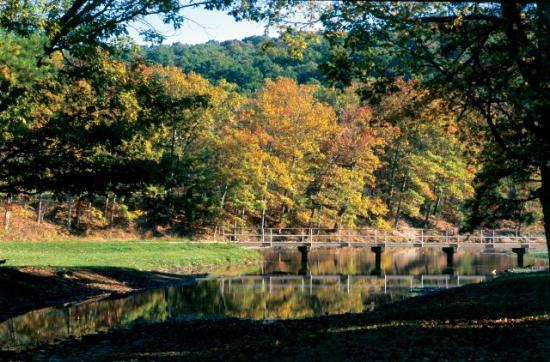 7) Shawnee State Park (Portsmouth)