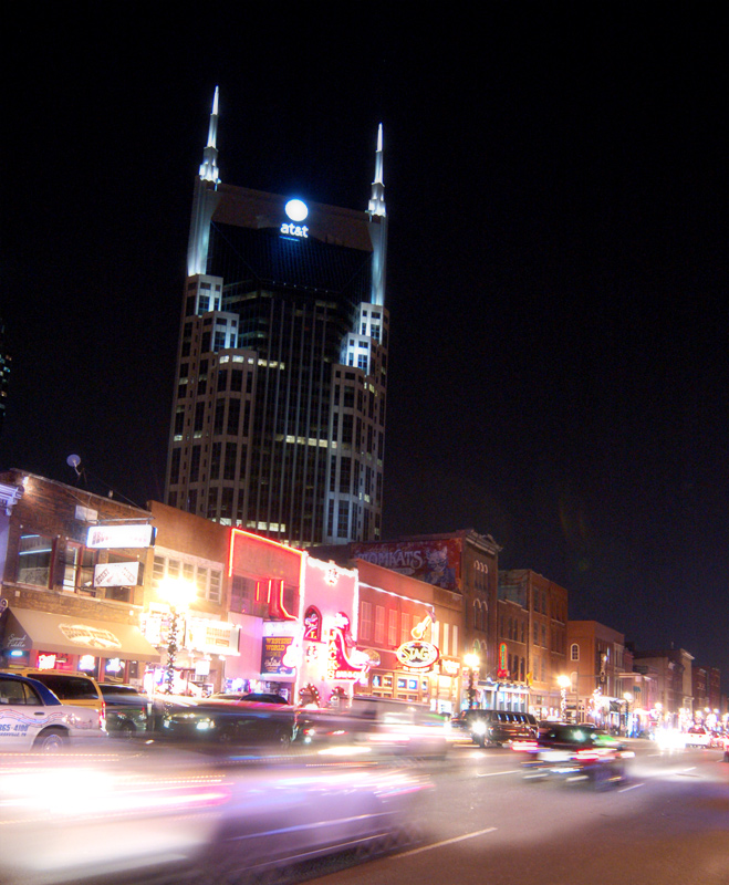 3) Broadway in Nashville - don't go. Ever ever. EVER. #touristtrap