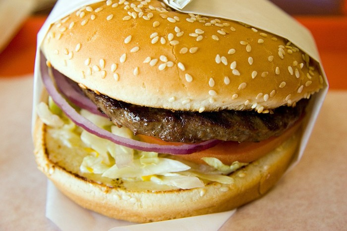 11. We invented the hamburger in Seymour, Wisconsin. You're welcome world.