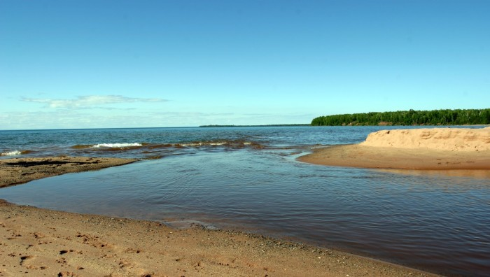 8. Apostle Islands (Bayfield)