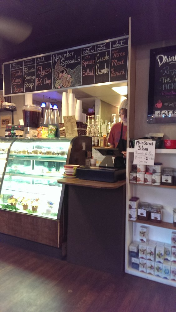 17. Cafe on Broadway in Siloam Springs: This tasty little cafe has been going since 2006. Try the flourless brownies!