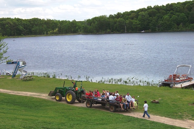15) Cranberry Lake Campground, Marcellus