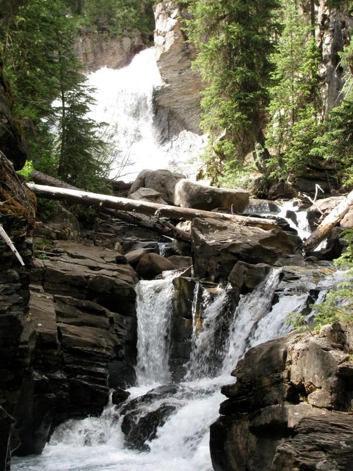 4.) Cascade Creek