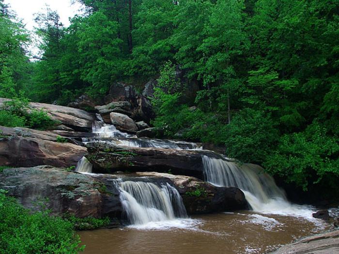 8. Chau-Ram Falls
