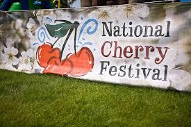 1) National Cherry Festival, Traverse City