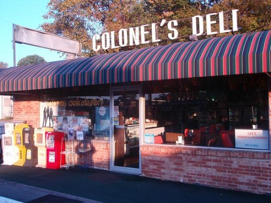 9) Colonel's Delicatessen - Knoxville