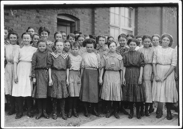 a glimpse at the impact of the great depression on the american children The great depression and the 1930s  search this guide search primary sources: the great depression and the 1930s: women & children contents  american.