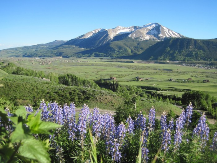5.) Crested Butte