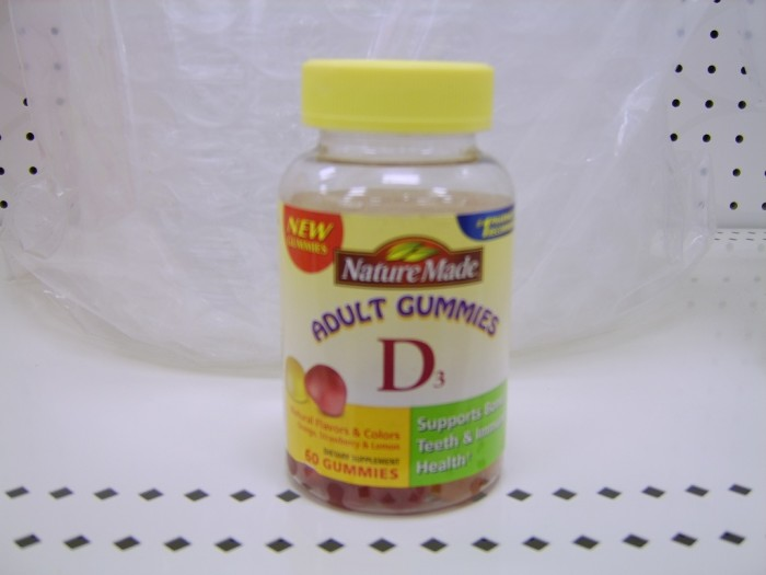 5. Vitamin D was invented by a University of Wisconsin professor in 1929.