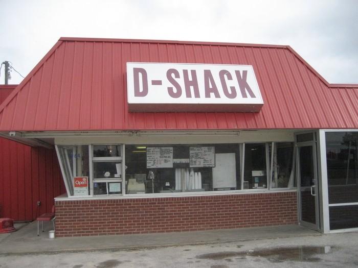 15. Dairy Shack in Waldenburg