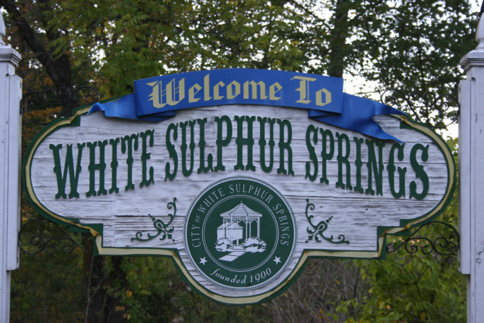 1) The West Virginia Dandelion Festival in White Sulphur Springs takes place from May 22nd - 25th, 2015.