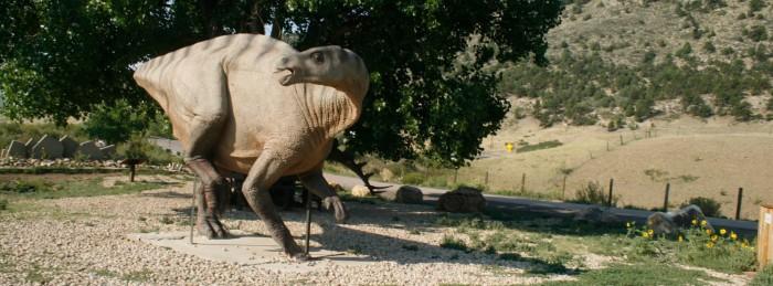 12.) Dinosaur Ridge