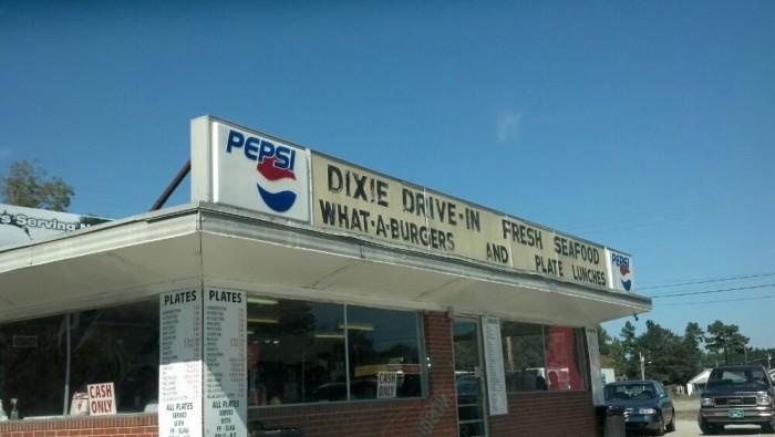 5. Dixie Drive-In, Lumberton