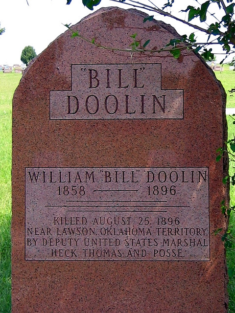 4. Bill Doolan: One of the state's earliest-known wild men of the west, William Doolin was an Arkansas-born outlaw who rode with the infamous Dalton Gang in the Oklahoma Territory.