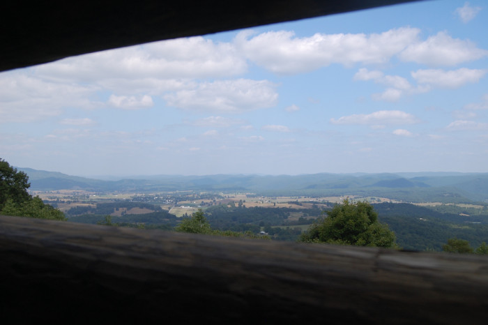 11) Droop Mountain Battlefield State Park is located in Hillsboro, WV.