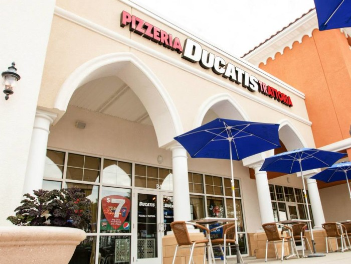 Ultimate California Pizza Myrtle Beach Sc Usa