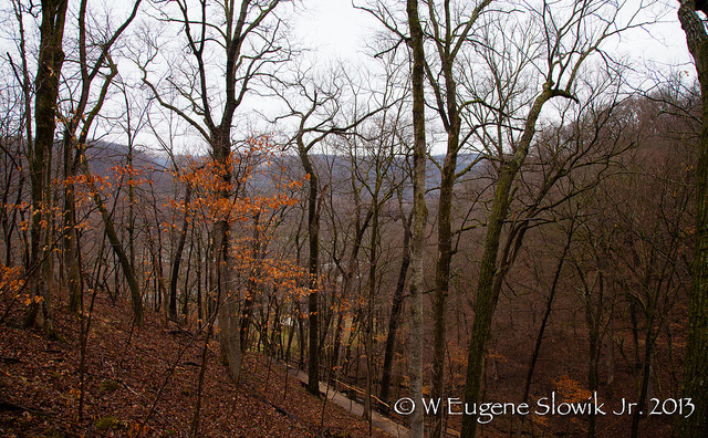 2. Effigy Mounds: Effigy Mounds is located in Harpers Ferry, Iowa, and the area has a 14 mile trail system, as well as over 200 American Indian mounds.