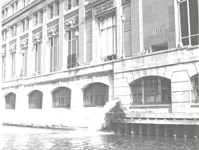5. First National Bank Building in Milwaukee in 1965.