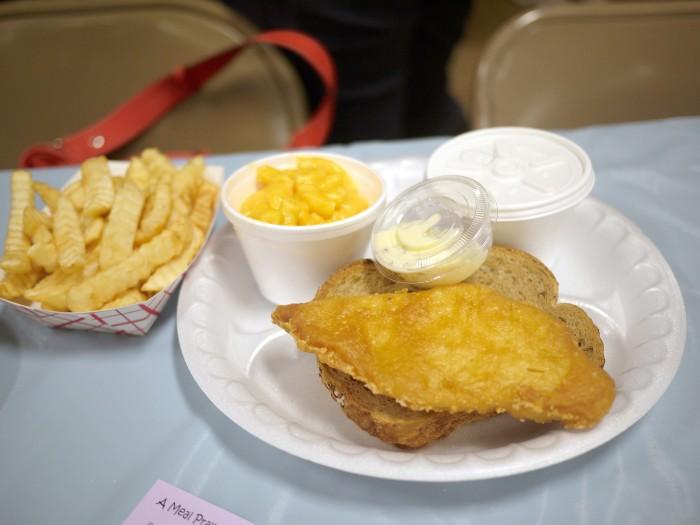 10. Fish Fry