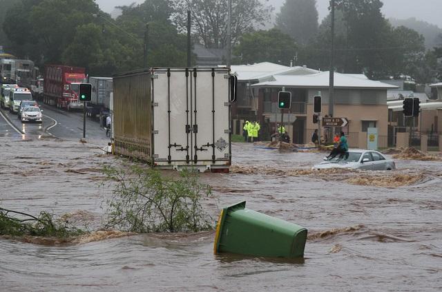 7. Flooding
