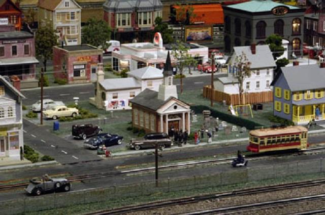 13. Foley Train Museum