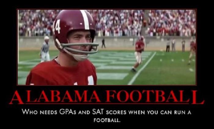 forrest gump football 700x422 16 jokes about alabama
