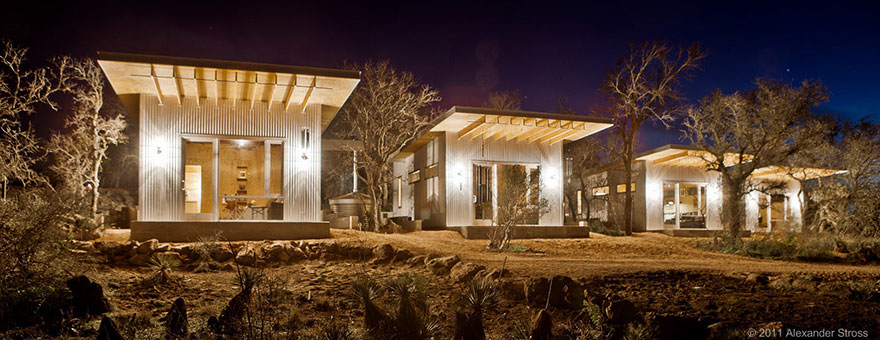 These Best Friends Built A Tiny House Community In Texas To Grow
