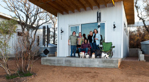 These Best Friends Built A Tiny House Community In Texas To Grow Old Together