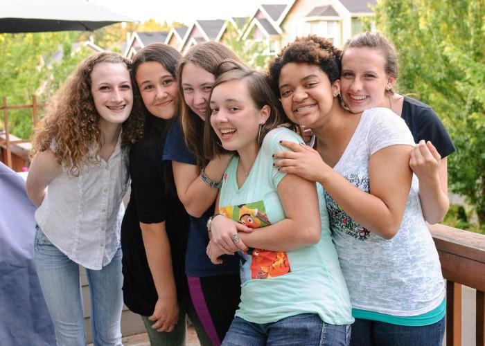 3. We're the friendliest bunch you'll ever meet.