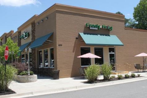 Frosty Frog Creamery in Canton, GA