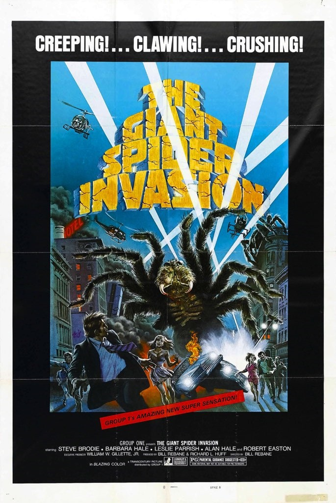 4. The Giant Spider Invasion (1975)