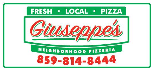 3. Giuseppe's Pizzeria