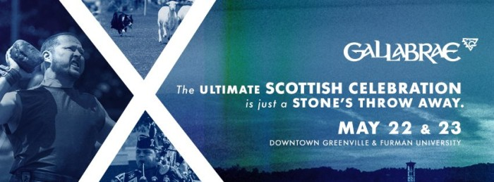 9. Greenville Scottish Games