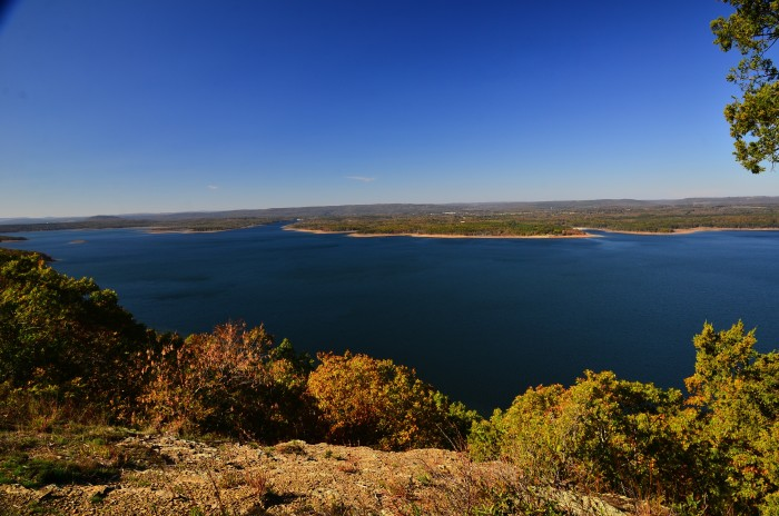 24. Greers Ferry Lake: This beloved water playground is located in Heber Springs, Arkansas.