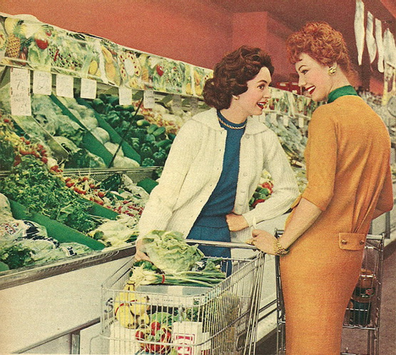 18. A trip to grocery store took 5 times as long as it should because you just couldn't stop running into people you know.