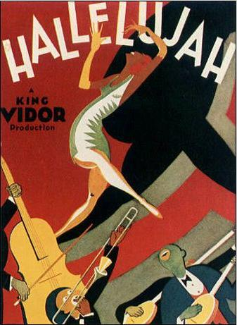 "1. Hallelujah (1929): This film, a musical based on an idea director King Vidor had been trying to get off the ground for most of a decade, is the story  of the African-American experience in the deep South using an all-black cast. An early ""talkie"" musical set and filmed primarily in Memphis, some  scenes of cotton fields and outdoor church revivals were filmed in eastern Arkansas. The movie's climactic chase scene shot in Ten Mile Bayou near  West Memphis. Vidor received an Academy Award Best Director nomination for the film in 1930."