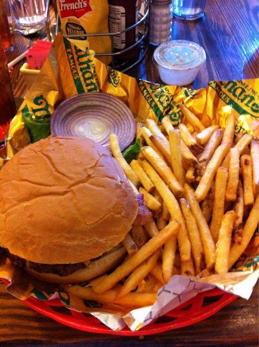 12. Hamburger Barn in Arkadelphia