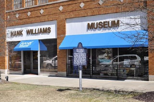 3. Hank Williams Museum