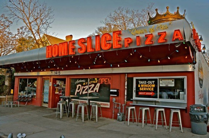 2) Home Slice Pizza - Austin