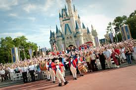 4. The Happiest Place on Earth is right here. A lot of kids who grow up in Florida get to go to Disney almost every year, and sometimes their parents even enjoy it, too.