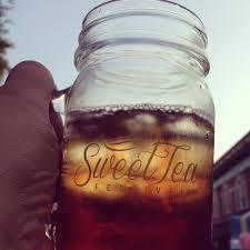 2. Sweet tea