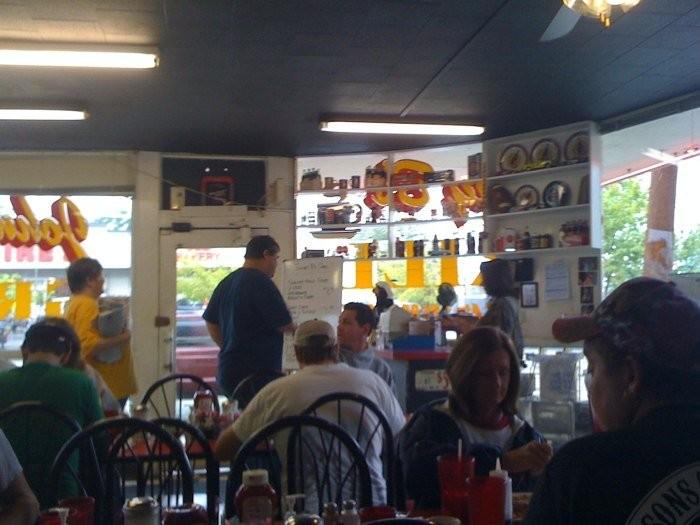 14. Johnny B.'s Grill in El Dorado
