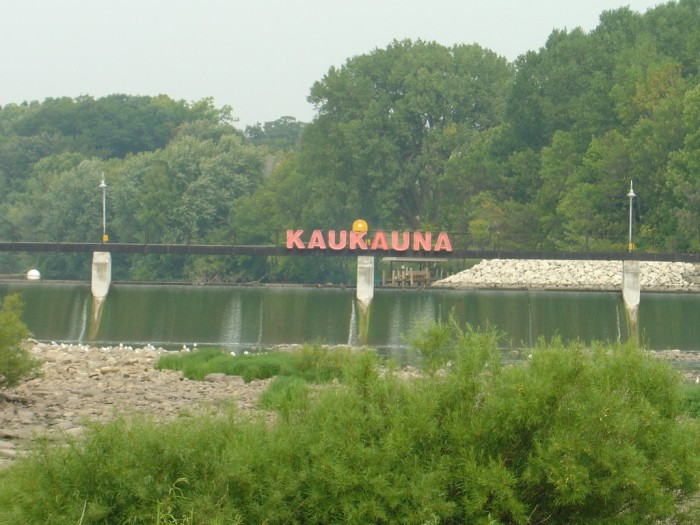6. Driving through Kaukauna. If you've ever done it, you know exactly what I'm talking about.
