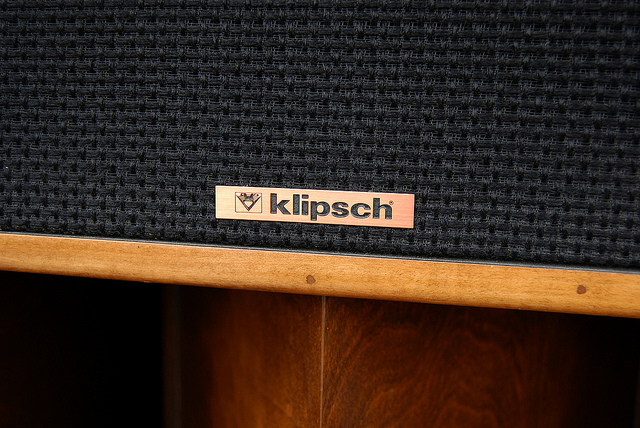 2. Klipsch Speakers: Paul Klipsch perfected the speakers that continue to bear his name today. He was the first to realize that horn-type speakers have a richer sound than cone-type speakers. His Klipschorn speakers helped start the hi-fi era of sound in the 1940s.