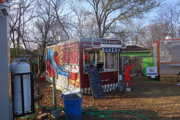 10) Red Rabbit Cooperative Bakery - Austin